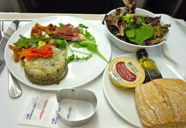 Food Used To Be Cooked On Plan... is listed (or ranked) 3 on the list 13 Oddly Compelling Facts About The Food You're Served On Airplanes