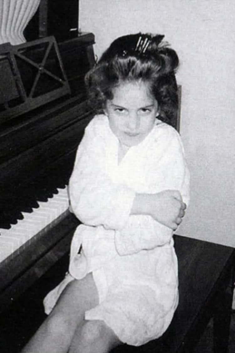 Her Real Name Is Stefani Joanne Angelina Germanotta