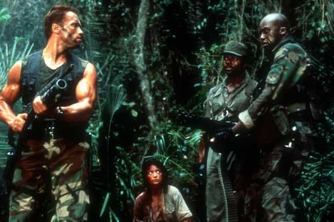 The Screenwriters Got Th... is listed (or ranked) 4 on the list Somehow, Making Predator Was WAY More Insane Than The Actual Movie