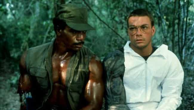 Jean-Claude Van Damme Was Orig... is listed (or ranked) 1 on the list Somehow, Making Predator Was WAY More Insane Than The Actual Movie