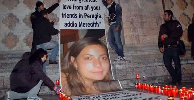The Murderer Showed An Unusual... is listed (or ranked) 3 on the list 14 Crazy Facts About The Amanda Knox Trial And The Murder Of Meredith Kercher