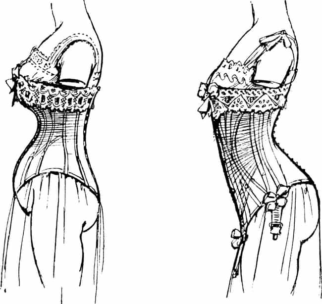 Some 19th-Century Medical Prof... is listed (or ranked) 4 on the list 11 Facts You Didn't Know About Corsets