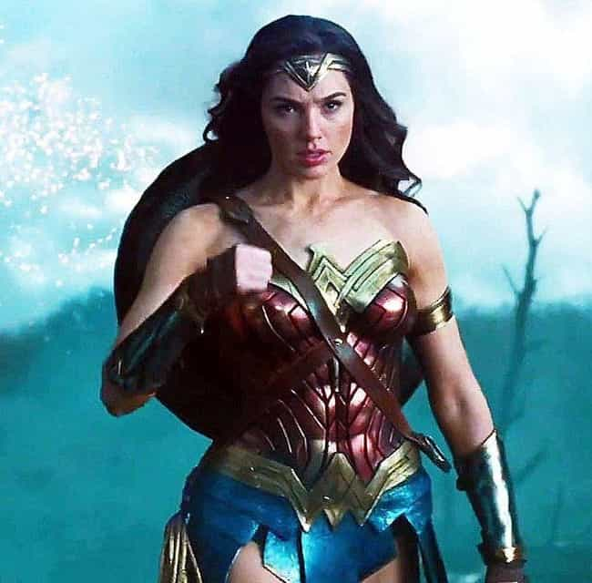 Our Sacred Duty to Defend the ... is listed (or ranked) 1 on the list Wonder Woman Movie Quotes