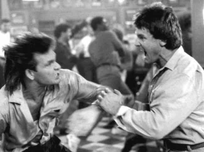 It Has Constant Bar Fights is listed (or ranked) 3 on the list 10 Reasons Road House Is Basically The Greatest Movie Ever Made