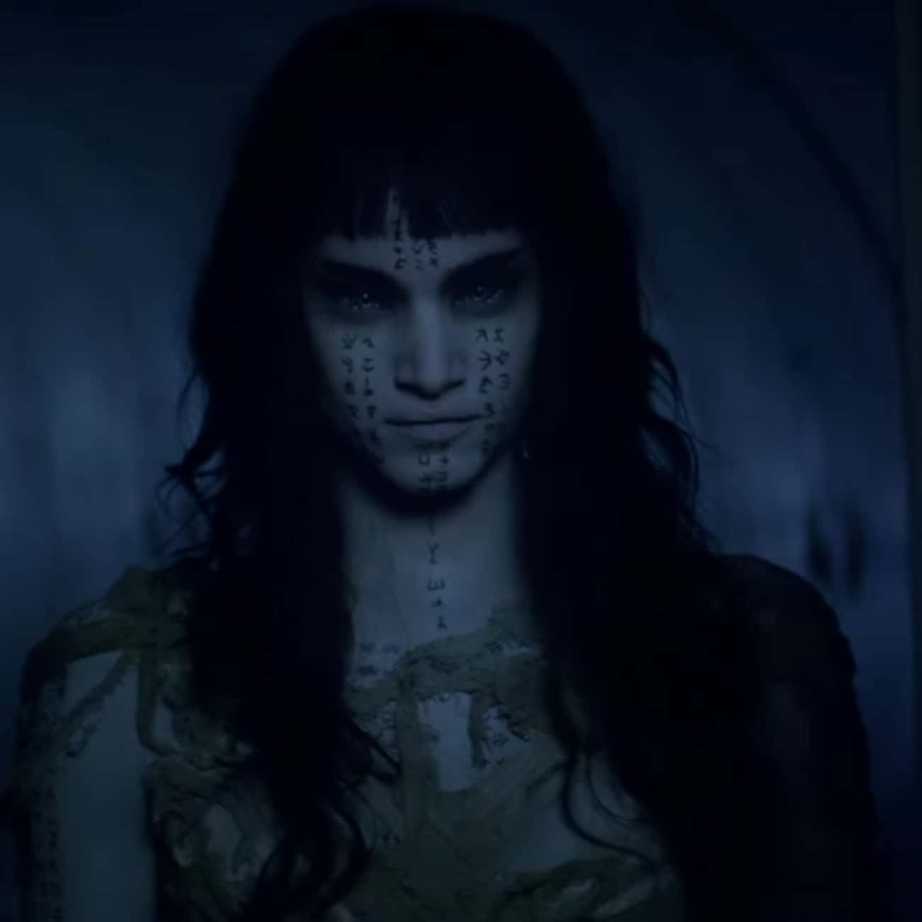 She's Got Plans for You is listed (or ranked) 2 on the list The Mummy 2017 Movie Quotes