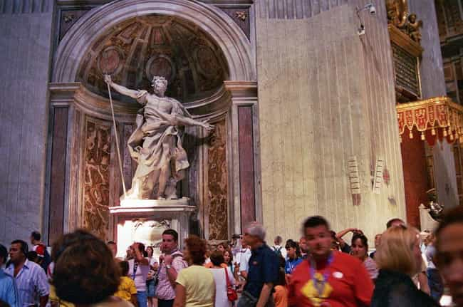 Photography Is Allowed, ... is listed (or ranked) 3 on the list Strict Rules Everyone At The Vatican Must Follow