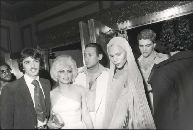 At A Performance By Grac... is listed (or ranked) 3 on the list 20 Vintage Photos From NYC's Notoriously Wild Studio 54