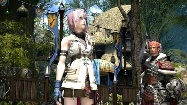 Paul And Vicky's Final Fantasy... is listed (or ranked) 2 on the list 16+ Geeks Who Found Love Through Their Nerdy Hobbies