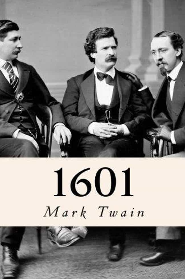 He Wrote A Pornographic ... is listed (or ranked) 1 on the list Mark Twain Was Somehow Even More Interesting Than You Thought