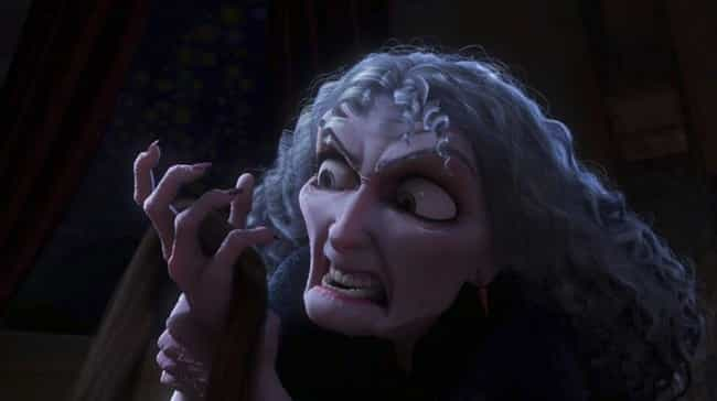 Getting Old Is Every Woman'... is listed (or ranked) 1 on the list Ways Tangled Teaches Kids All The Wrong Lessons
