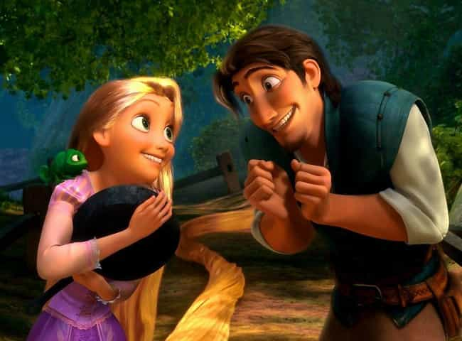 Men That Lie To Get What They ... is listed (or ranked) 4 on the list Ways Tangled Teaches Kids All The Wrong Lessons