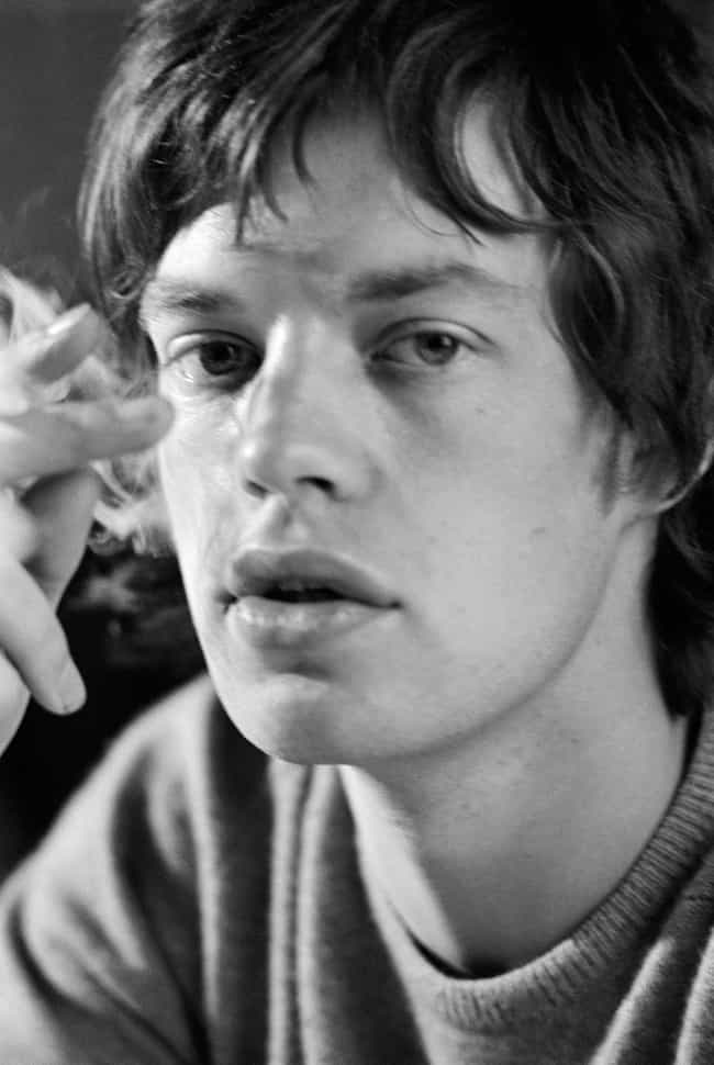 He Left A Date With Ange... is listed (or ranked) 4 on the list 12 Hard-To-Believe But Shockingly Plausible Stories About Mick Jagger