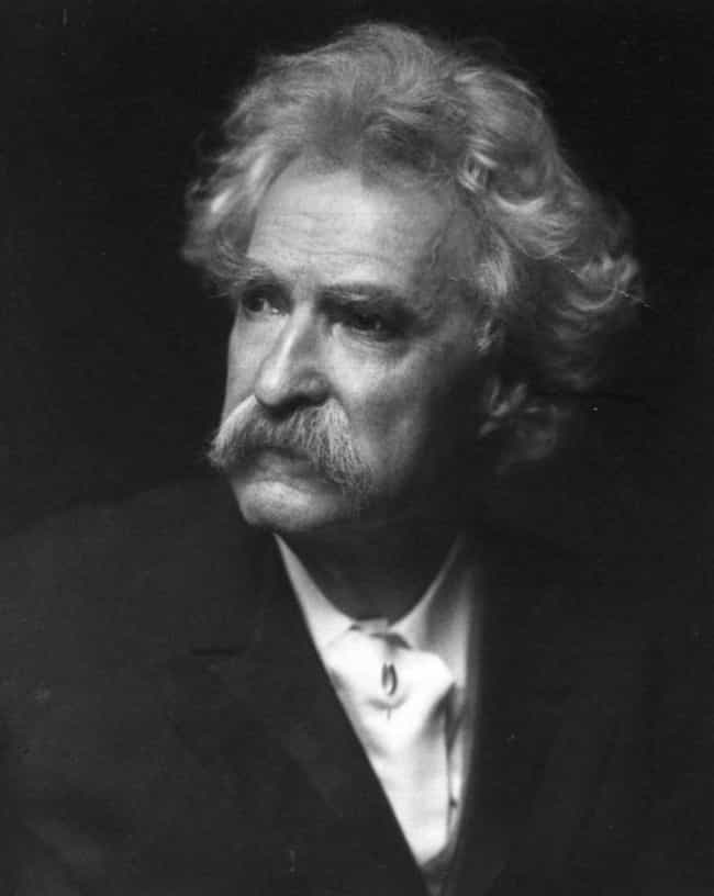He Was Said To Have Been... is listed (or ranked) 4 on the list Mark Twain Was Somehow Even More Interesting Than You Thought
