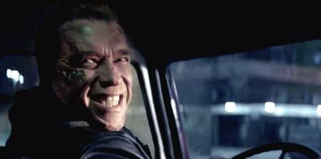 The Terminator Movies Ar... is listed (or ranked) 4 on the list 12 Terminator Fan Theories That Are Just Crazy Enough To Be True