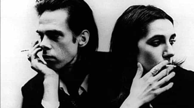 PJ Harvey And Nick Cave ... is listed (or ranked) 3 on the list Celebrities Who Basically Dated Themselves