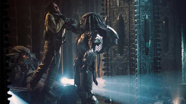 Prometheus Is A Sequel To The ... is listed (or ranked) 4 on the list 12 Bananas Fan Theories About The Predator Franchise That Change The Game