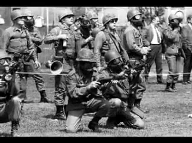 Police And The National Guard ... is listed (or ranked) 1 on the list Remembering The Kent State Shootings - When The National Guard Killed 4 Students