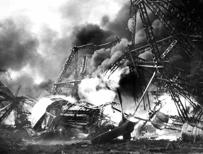 Fascinating Facts You Didn't Know About The Hindenburg And Its Untimely Demise