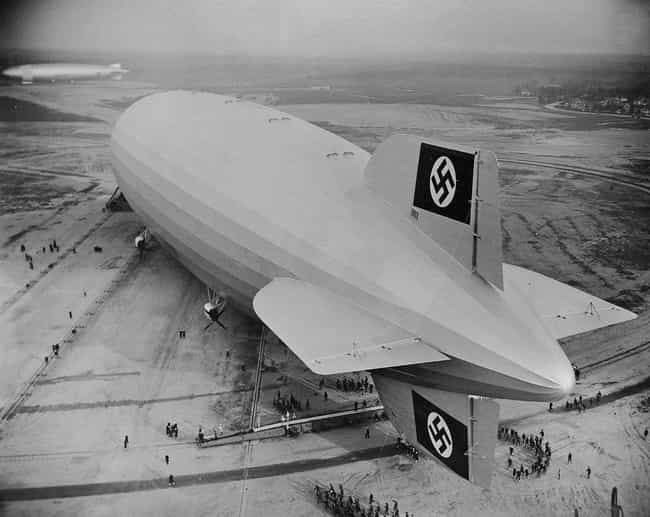 The Hindenburg Was Meant... is listed (or ranked) 3 on the list Fascinating Facts You Didn't Know About The Hindenburg And Its Untimely Demise