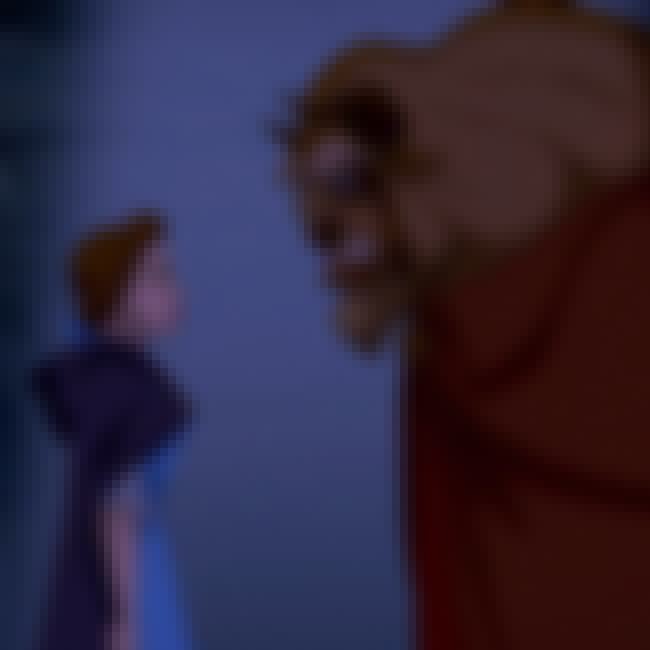 Beast, Who Falsely Imprisoned ... is listed (or ranked) 2 on the list 15 Horrifying Crimes You Let Slide In The Disney Universe