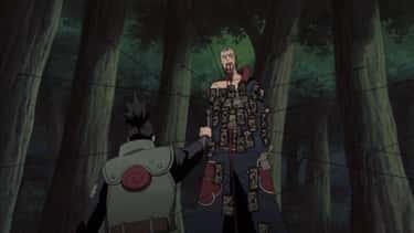 Hidan - 'Naruto Shippuden'