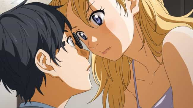 Apparently, Only Teenage... is listed (or ranked) 5 on the list 15 Romance Anime Tropes You're Just Tired Of Seeing