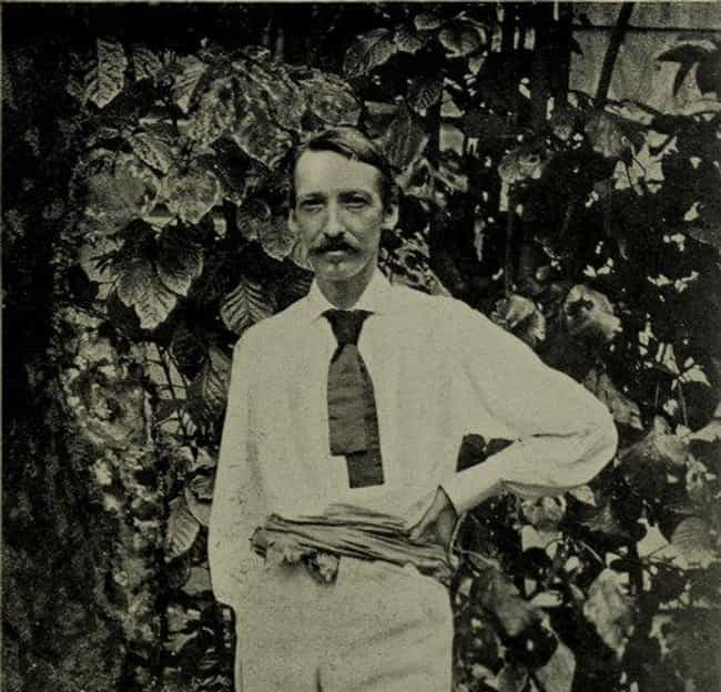 Robert Louis Stevenson W... is listed (or ranked) 3 on the list Robert Louis Stevenson: Legendary Author, Gigantic Cocaine Addict
