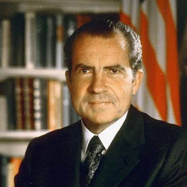 Drunk Nixon Tried To Nuk... is listed (or ranked) 1 on the list Nixon's Rampant Alcoholism Revealed His Disturbingly Unstable Personality