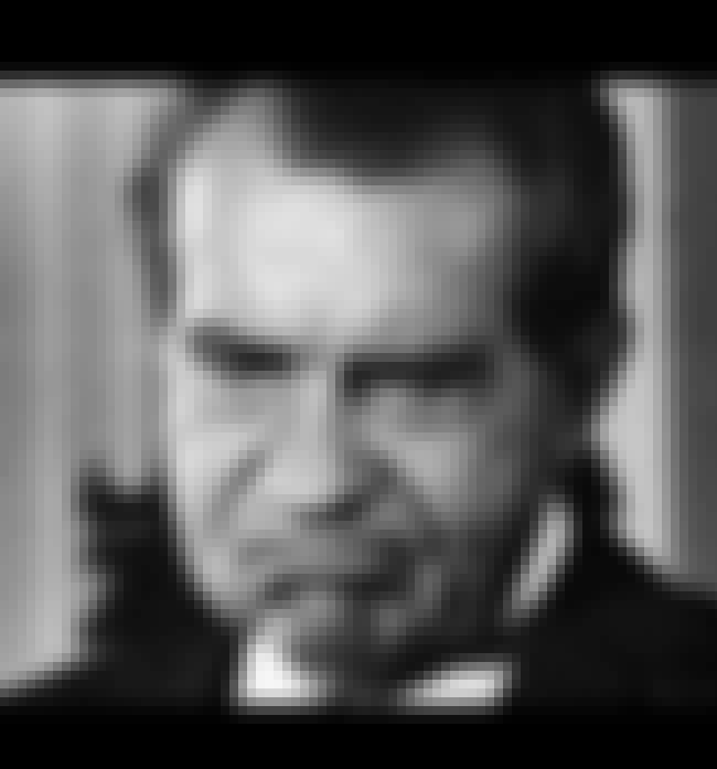Nixon Would Often Fire People ... is listed (or ranked) 2 on the list Nixon's Rampant Alcoholism Revealed His Disturbingly Unstable Personality