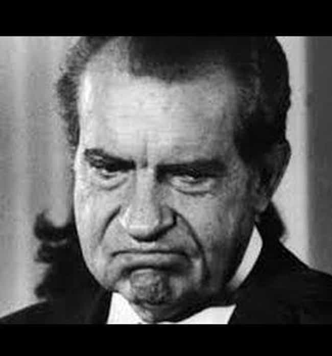 Nixon Would Often Fire P... is listed (or ranked) 2 on the list Nixon's Rampant Alcoholism Revealed His Disturbingly Unstable Personality
