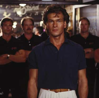 It Celebrates The Modern Bounc is listed (or ranked) 2 on the list 10 Reasons Road House Is Basically The Greatest Movie Ever Made