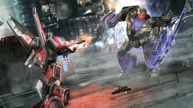 Transformers: War For Cybertro... is listed (or ranked) 4 on the list The 14 Best Sci-Fi Games You've Never Played