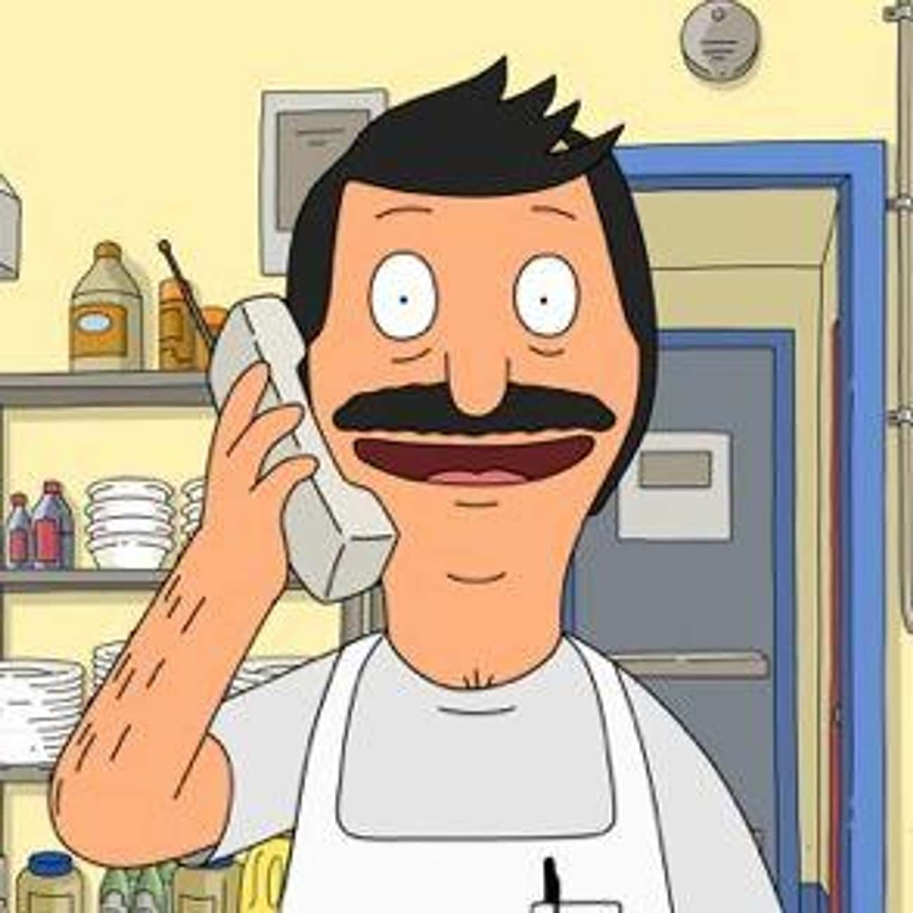 Bob Is Bisexual But Never Got  is listed (or ranked) 4 on the list 16 Bob's Burgers Fan Theories That Are Just Crazy Enough To Be True