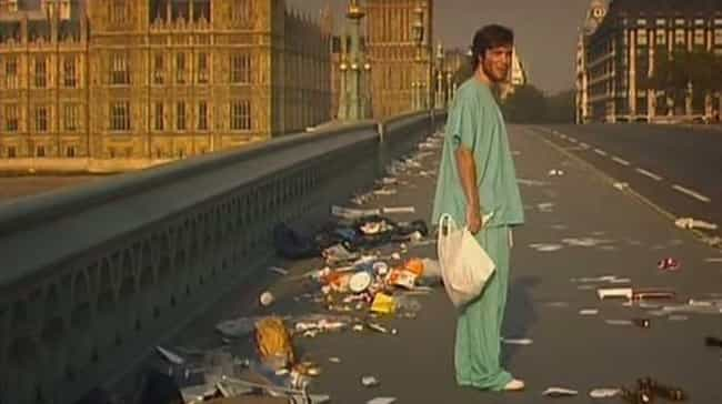 Jim From '28 Days Later'... is listed (or ranked) 4 on the list Every Fictional 'Last Person On Earth' Ranked By How Much You'd Want To Be Stuck With Them