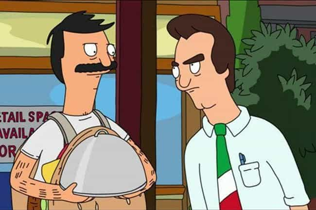 Jimmy Pesto Hates Bob Be... is listed (or ranked) 1 on the list 16 Bob's Burgers Fan Theories That Are Just Crazy Enough To Be True