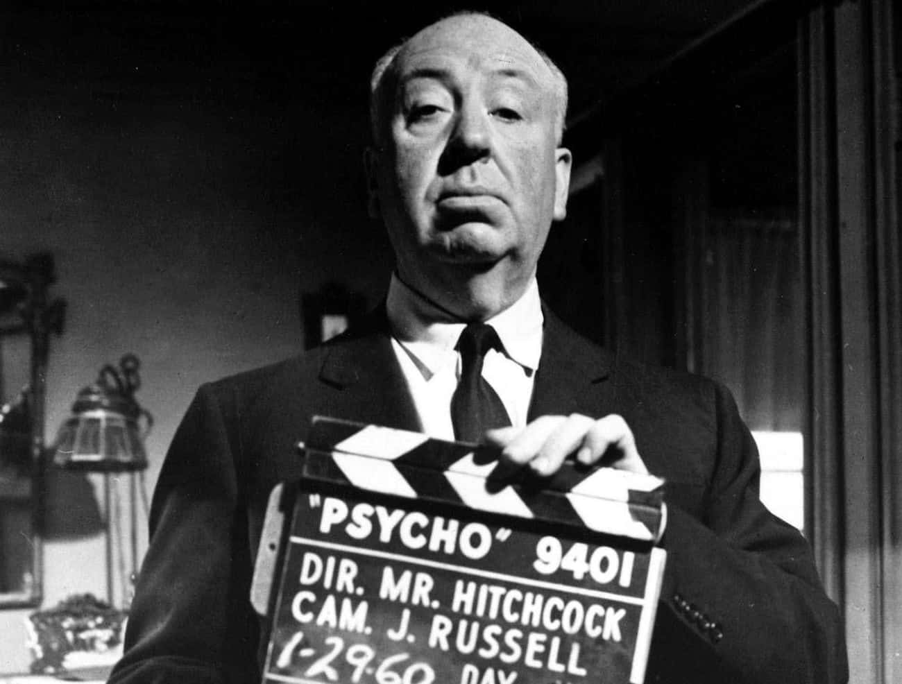 He Had A Demented Sense Of Hum is listed (or ranked) 3 on the list 15 Extremely Bizarre Things Most People Don't Know About Alfred Hitchcock