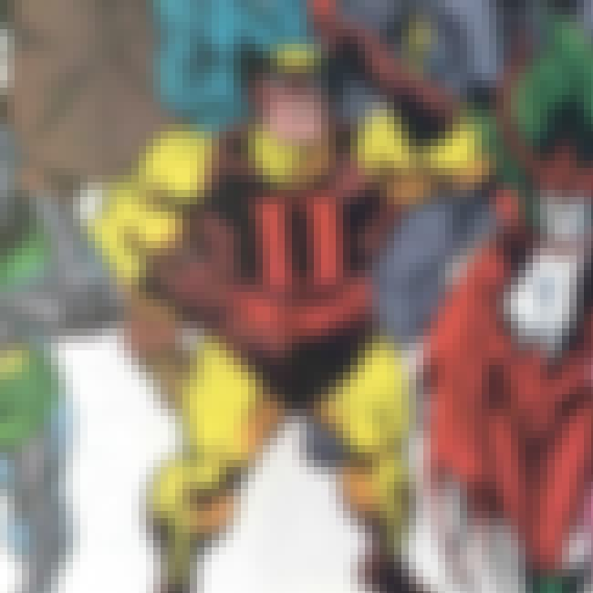 He Gained His Powers In The Ho... is listed (or ranked) 1 on the list The Astounding Story Of D-Man: Marvel's Gay Wrasslin' Hero