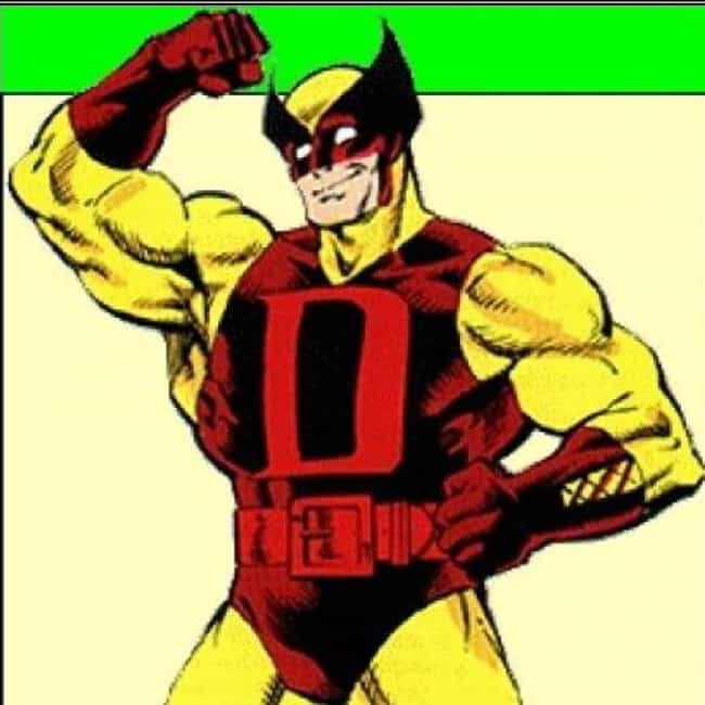D-Man Got His Start With... is listed (or ranked) 4 on the list The Astounding Story Of D-Man: Marvel's Gay Wrasslin' Hero