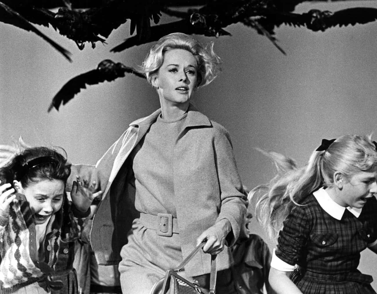 He Terrorized Actress Tippi He is listed (or ranked) 1 on the list 15 Extremely Bizarre Things Most People Don't Know About Alfred Hitchcock