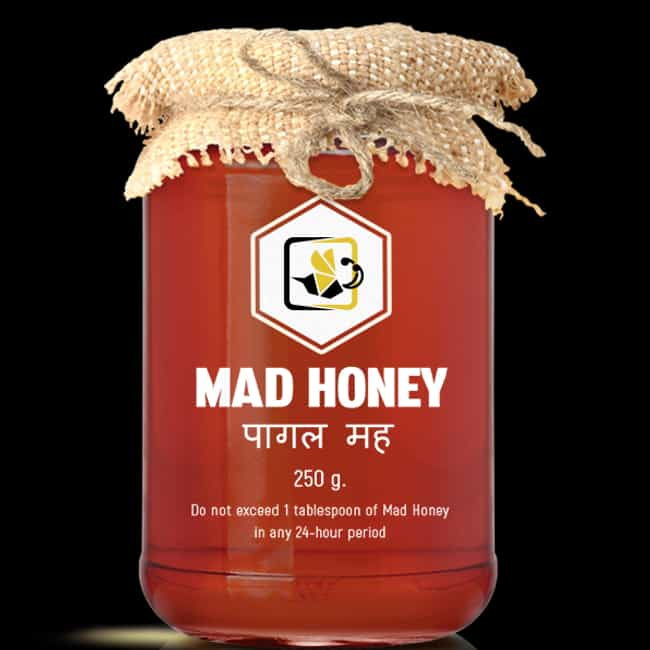 It's Sold In Turkey – An... is listed (or ranked) 2 on the list This Hallucinogenic Honey Can Get You High AF