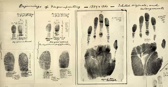 A Commonly Used Fingerpr... is listed (or ranked) 2 on the list Intriguing Facts About The History Of Fingerprint Forensics
