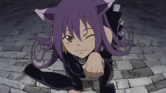 Blair, 'Soul Eater' is listed (or ranked) 1 on the list The Greatest Catgirls In All Of Anime