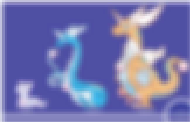 Dratini, Dragonair, Dragonite is listed (or ranked) 1 on the list This Artist Is Redesigning The Entire Pokedex, One Pokemon At A Time