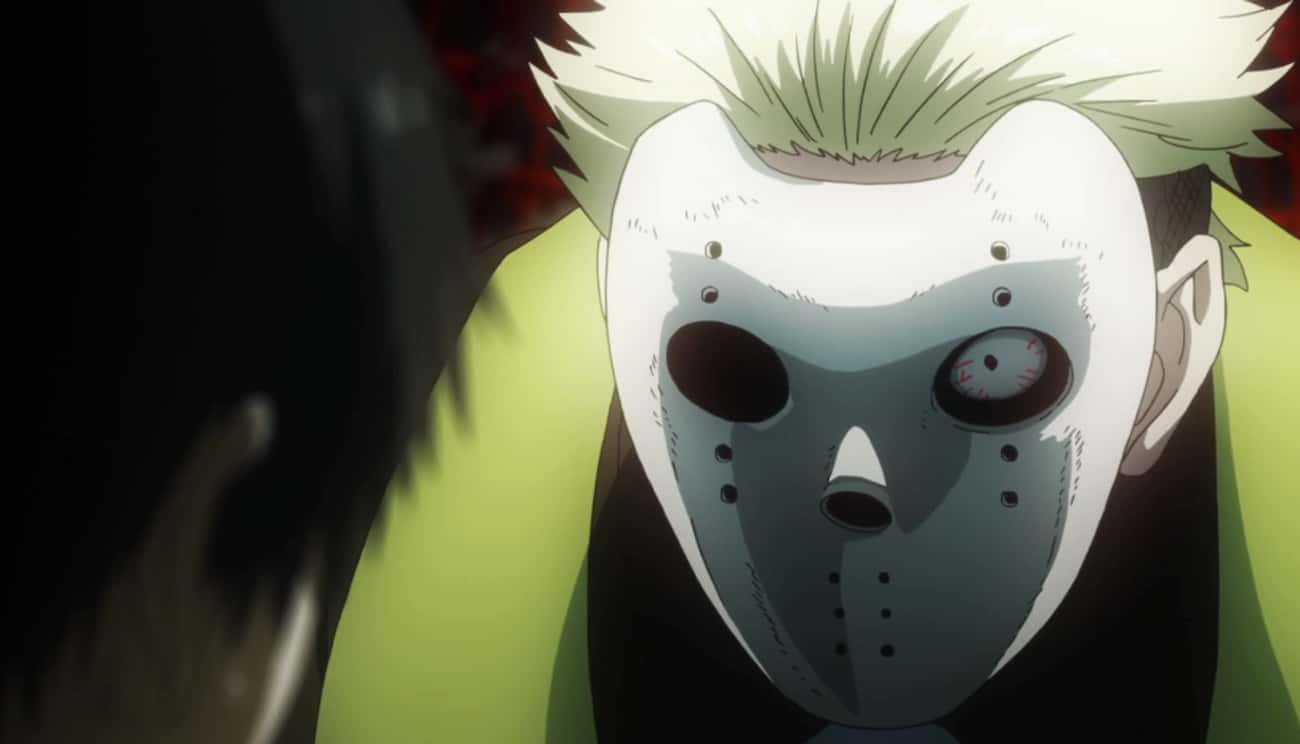 Yamori - Tokyo Ghoul