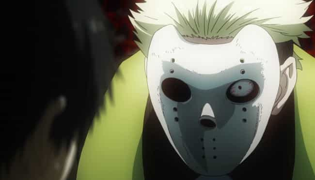 Yamori - Tokyo Ghoul is listed (or ranked) 2 on the list The 15 Most Dangerous Anime Serial Killers of All Time