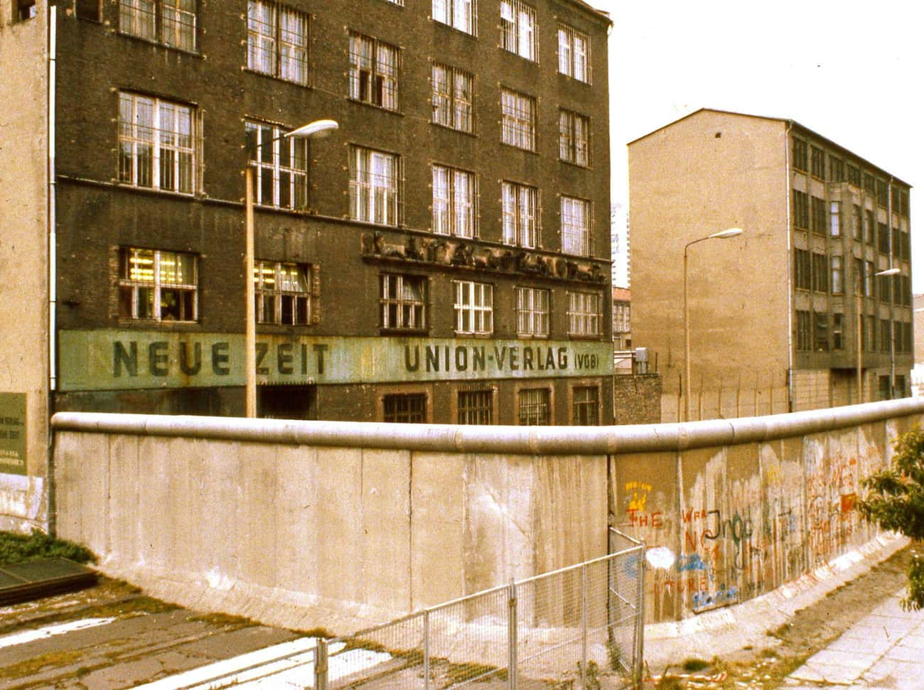 The Berlin Wall Was Kind Of Li is listed (or ranked) 3 on the list How One Heartbreaking Photo Captured The Inhumanity Of The Berlin Wall
