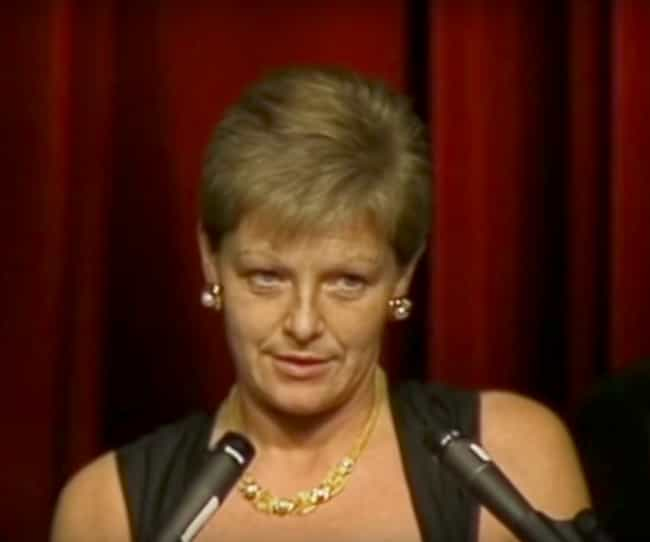 Her Coverage Of A Murder Broug... is listed (or ranked) 1 on the list The Incredible & Tragic Story Of Veronica Guerin, The Journalist Murdered By Irish Drug Lords