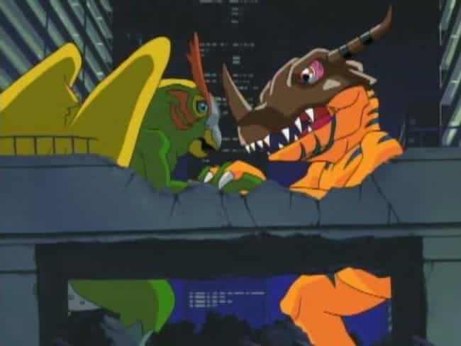 Digimon Actually Existed... is listed (or ranked) 8 on the list 14 Reasons Why The Digimon Anime Is Better Than Pokémon