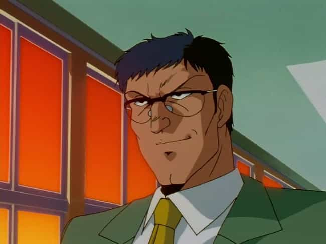 Mr. Iwamoto From Yu Yu H... is listed (or ranked) 4 on the list 13 Horrible Anime Teachers Who Would Be Fired IRL
