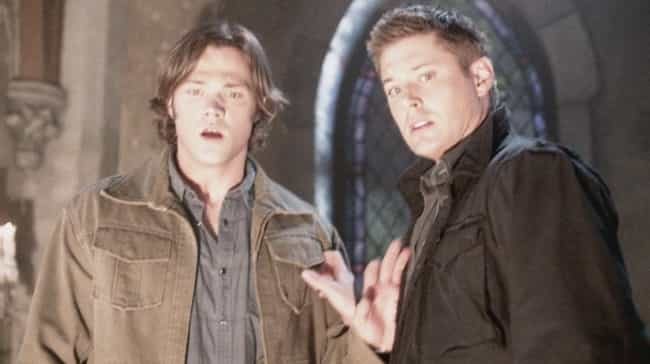 There's Definitely A Sem... is listed (or ranked) 1 on the list Ways Supernatural Is Really Just American Yaoi
